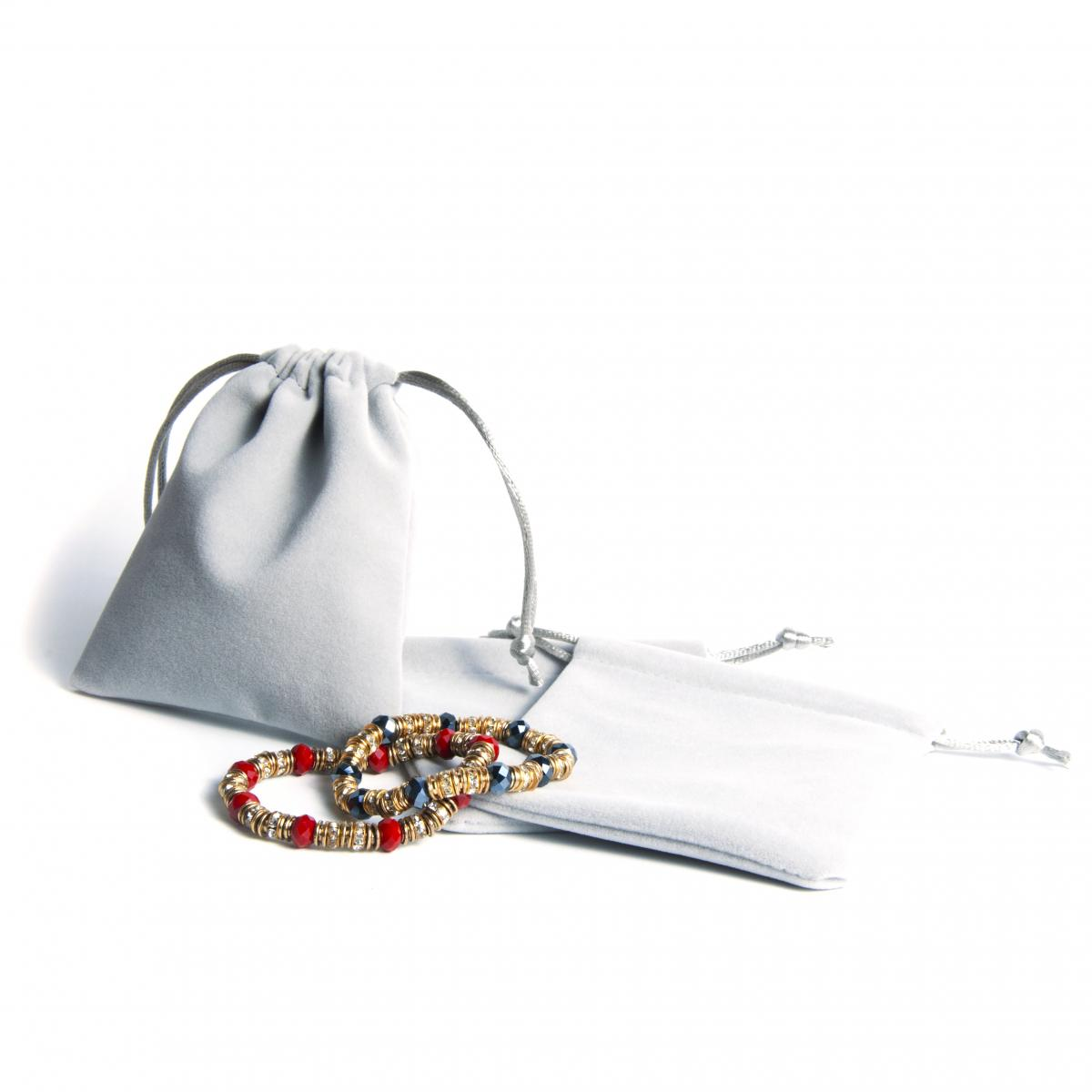 Yadao Jewelry Microfiber Drawstring Pouch China Factory