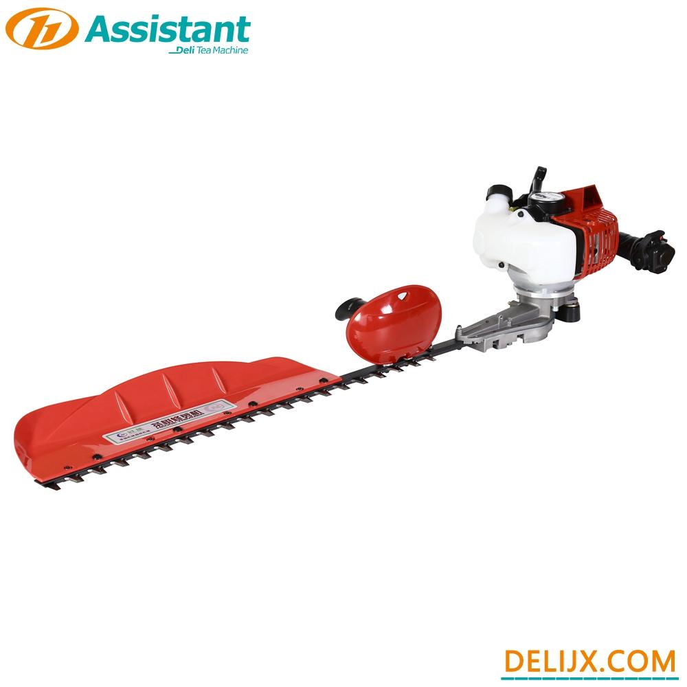 China 750mm Cutting Width Hand-held Tea Tree Leaf Hedge Trimmer Machine DL-3CX-750A manufacturer