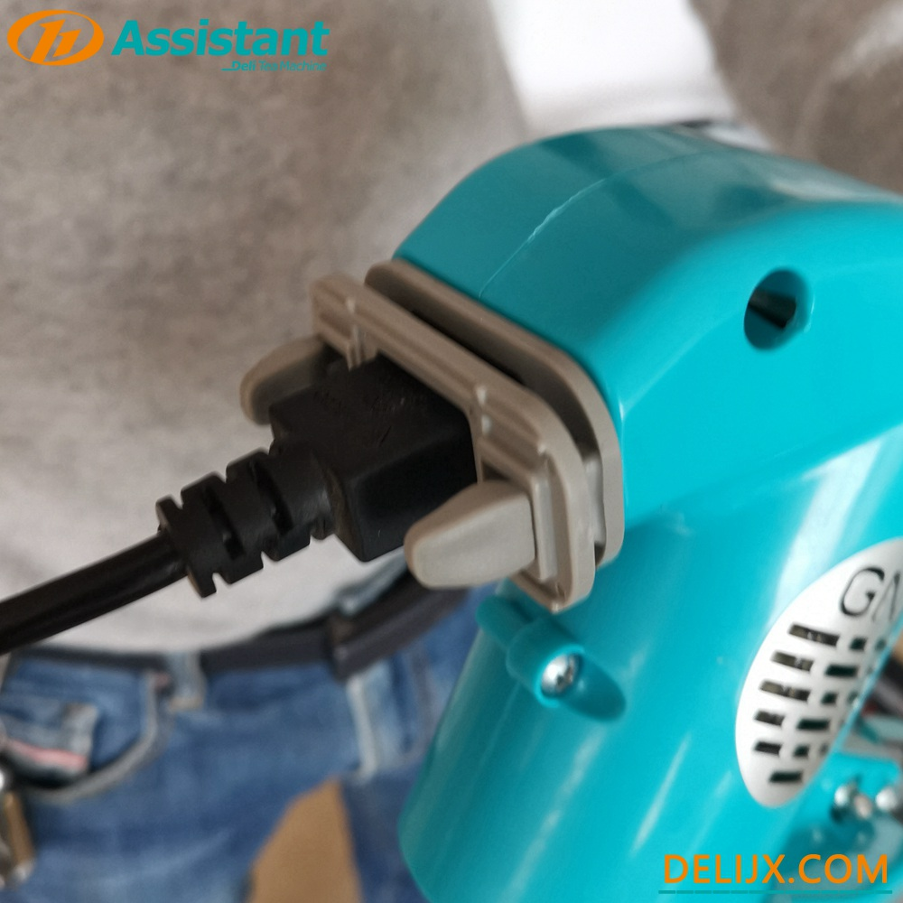 China 24V 10Ah Lithium Battery Operated Brushless Mini Tea Harvester DL-4CD-35 manufacturer
