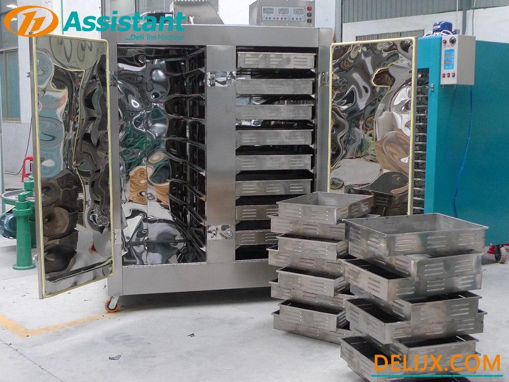 Китай Машина для обработки брожения чая DL-6CFJ-120QB с 32 лотками Intelligent Control Electric Heaitng производителя