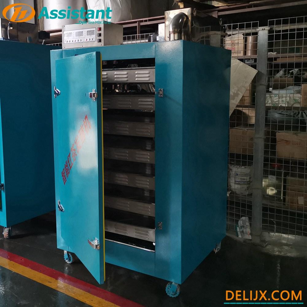 China 7 Lapisan 14 Dulang Di Dalam Kabinet Fermentasi Teh Keluli Tahan Karat DL-6CFJ-60 pengilang