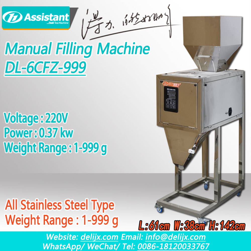 DL-6CFZ-999 Manual Tea Bag Filling Machine Tea Pouch Filler Equipment/Manual-Tea-Bag-Filling-Machine-Tea-Pouch-Filler-Equipment