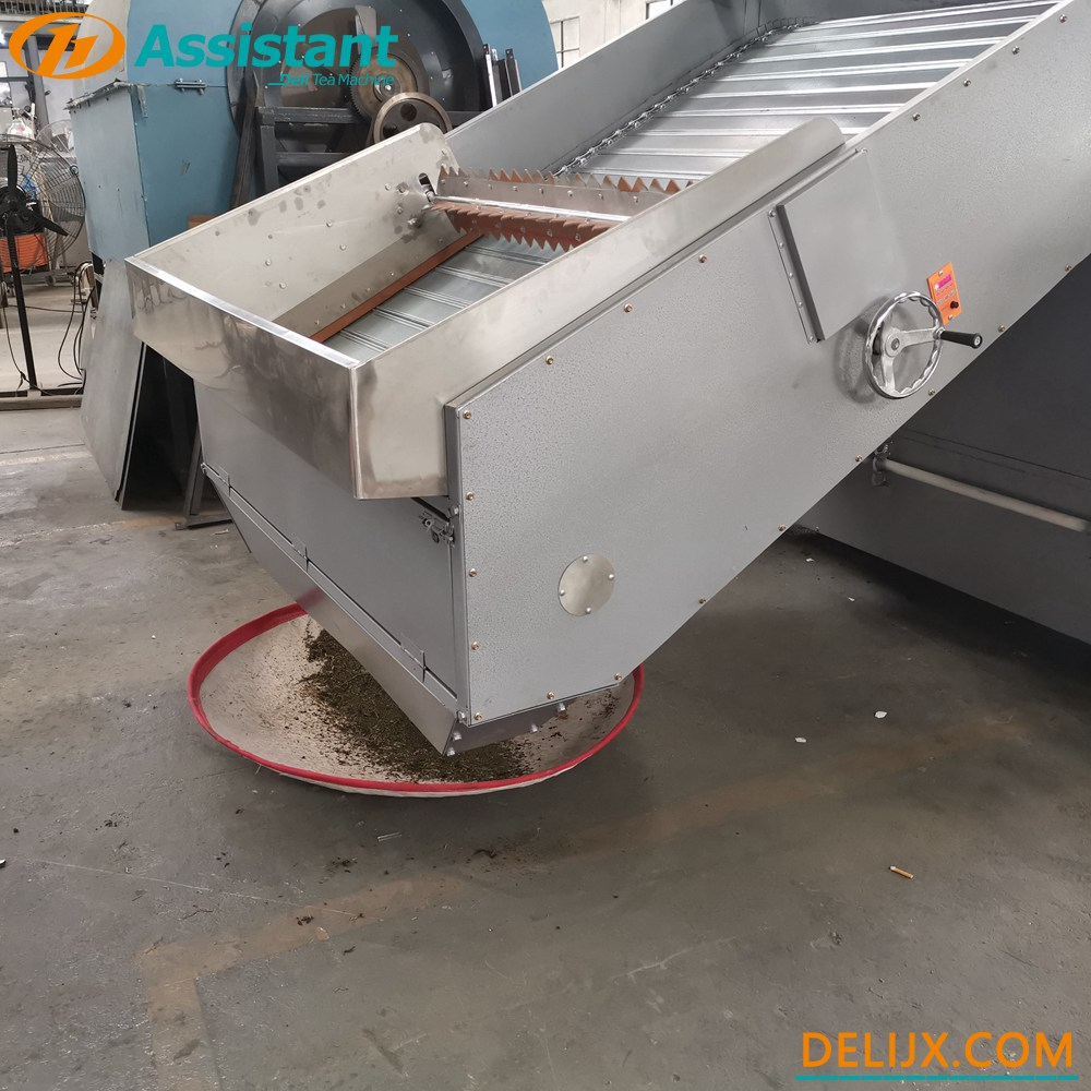 Chain Plate Black/Green Tea Leaves Drying Machine Equipment