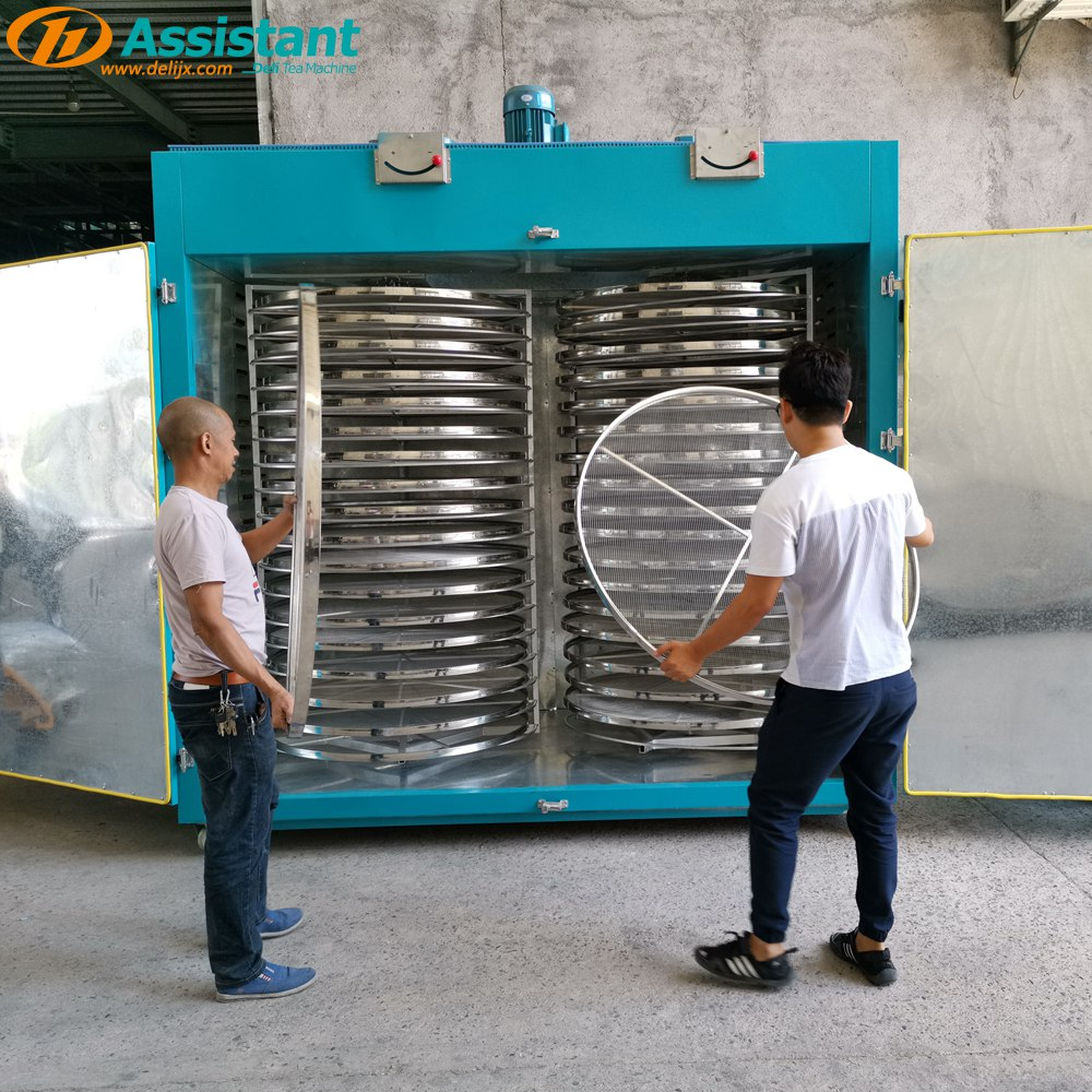 Tea Dehydrator Machine For Drying