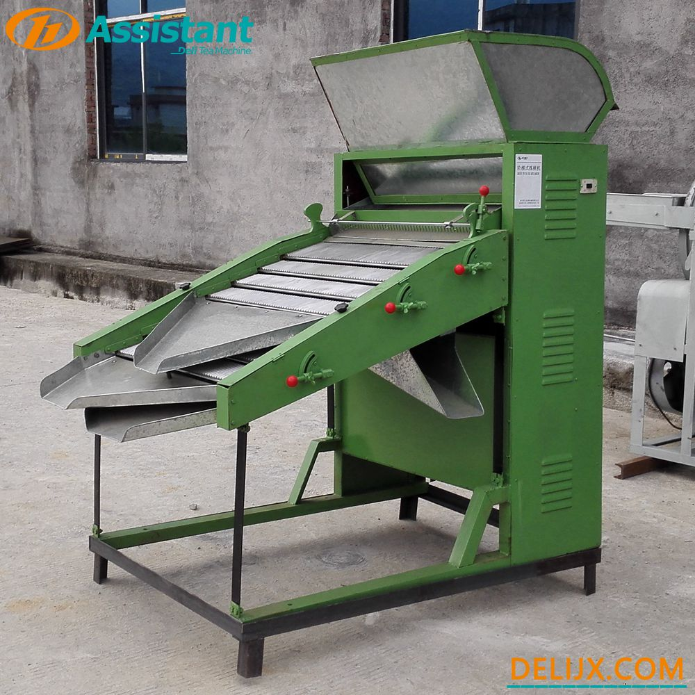 Tea Stalks Pick Up Machine