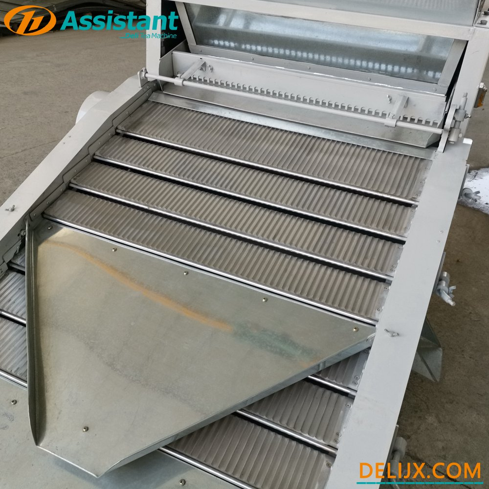 Shake Type Tea Stalk Picker Sorting Machine