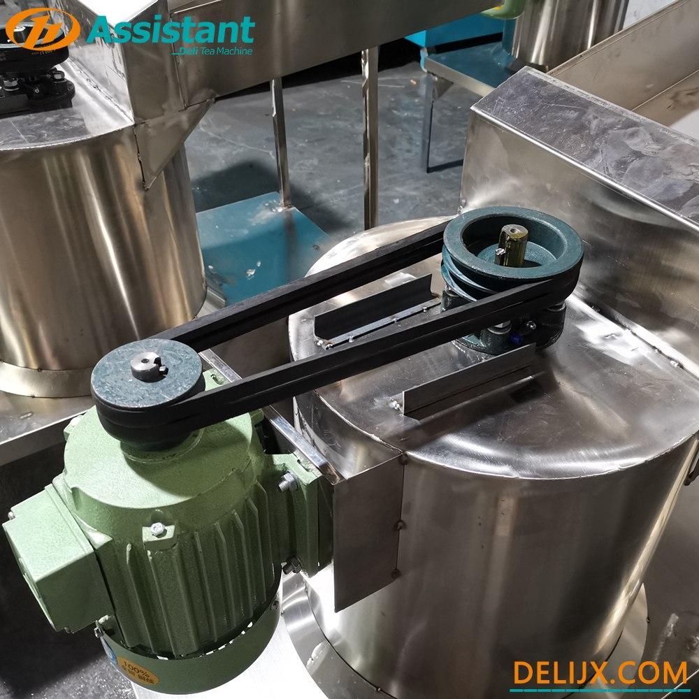 China Mesin Pemutus Gumpalan Teh Stainless Steel Sepenuhnya DL-6CJK-40B pengilang
