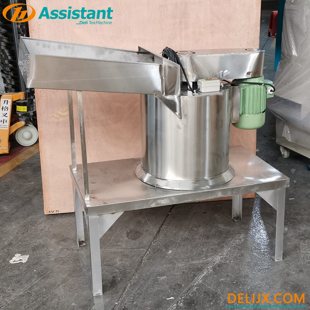 Tea Block Small Clumps Deblocking And Breaker Breaking Machine