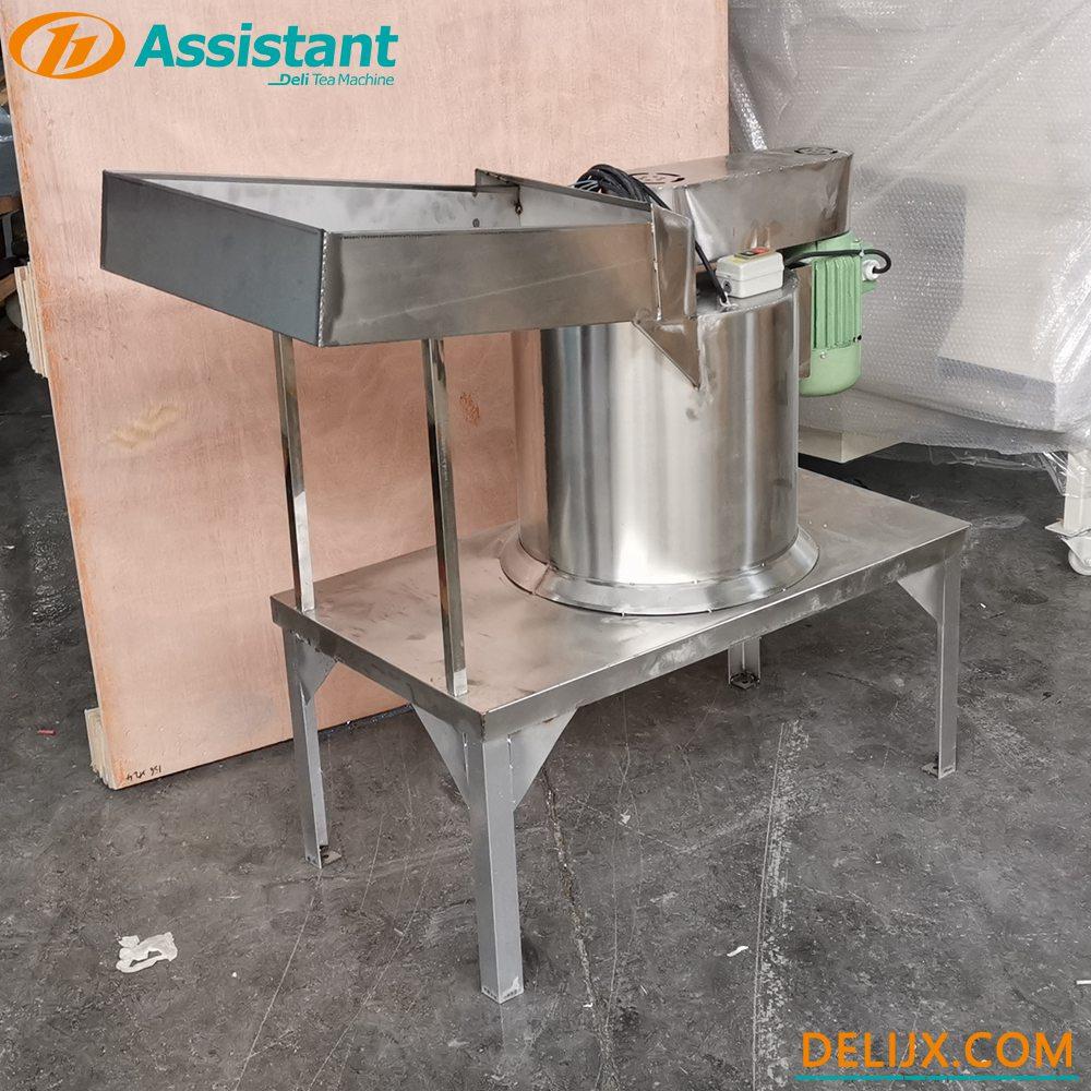 Cina Mesin Pemecah Gumpalan Teh Stainless Steel Penuh DL-6CJK-40B pabrikan