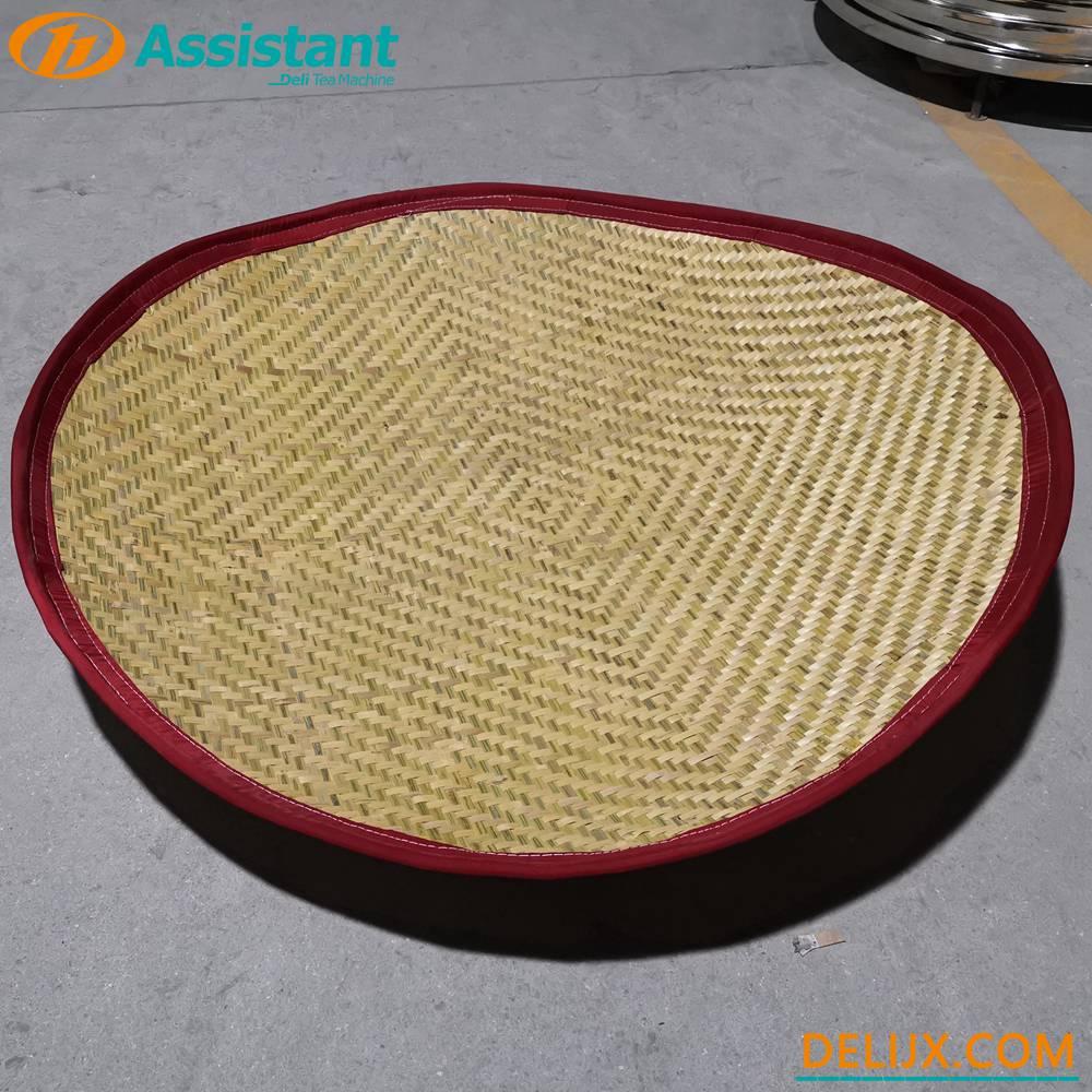 ჩინეთი ჩაის ხელსაწყოები სუპერ რბილი ბამბუკის ტიპის ჩაის კალათა DL-6CRH-120Z ჩაის დამუშავების დროს მწარმოებელი