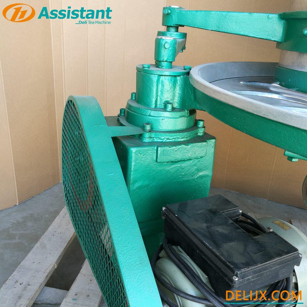 Cina 35cm Stainless Steel Barrel Mesin Rol Teh Ortodoks Kecil DL-6CRT-35 pabrikan