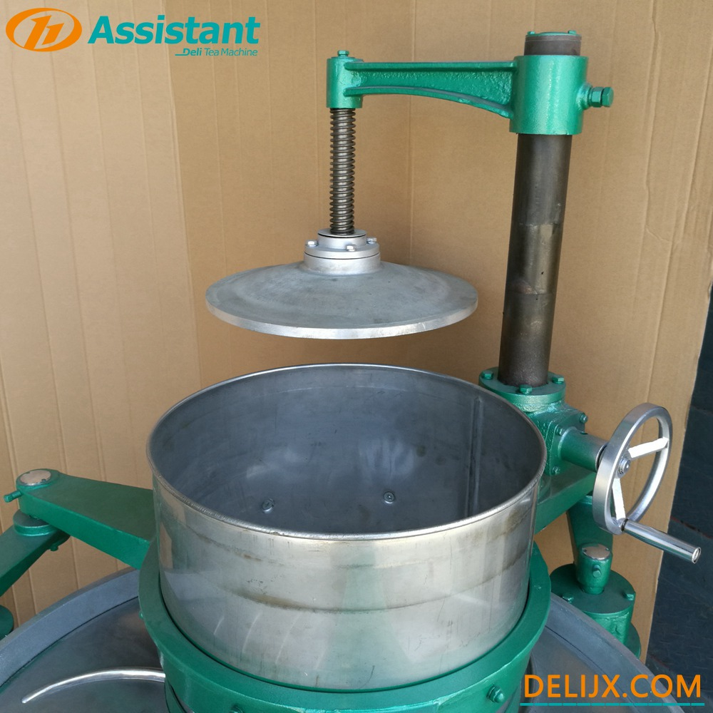 Trung Quốc Thùng thép không gỉ 35cm Máy lăn trà chính thống nhỏ DL-6CRT-35 nhà chế tạo