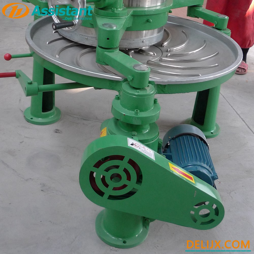 Tea Twisting Processing Machine Manufacturer For Strand Twisting Tea