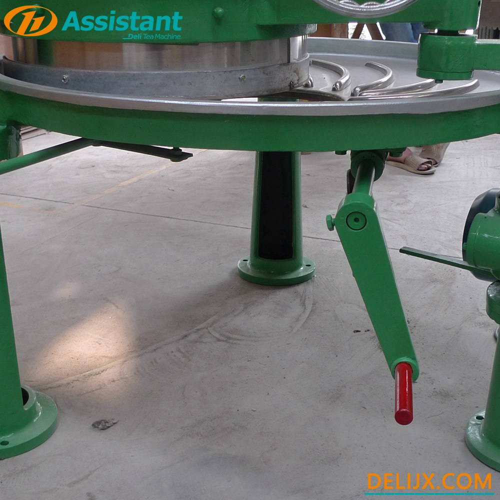 Cina 50cm SS Type Drum Tea Twisting Machine Untuk Semua Jenis Teh DL-6CRT-50 pabrikan
