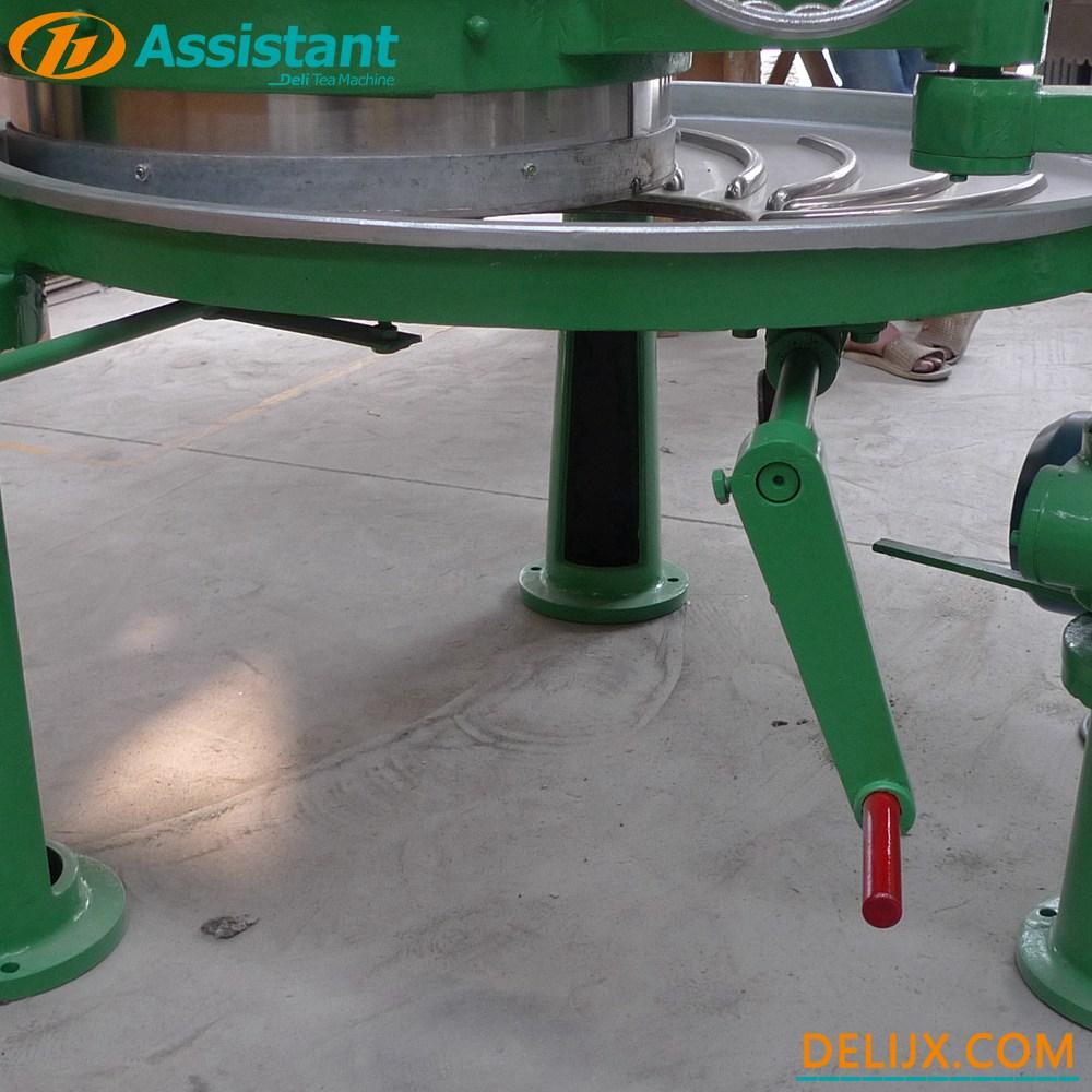 China 50cm SS Type Drum Tea Twisting Machine For All Kind Tea DL-6CRT-50 manufacturer