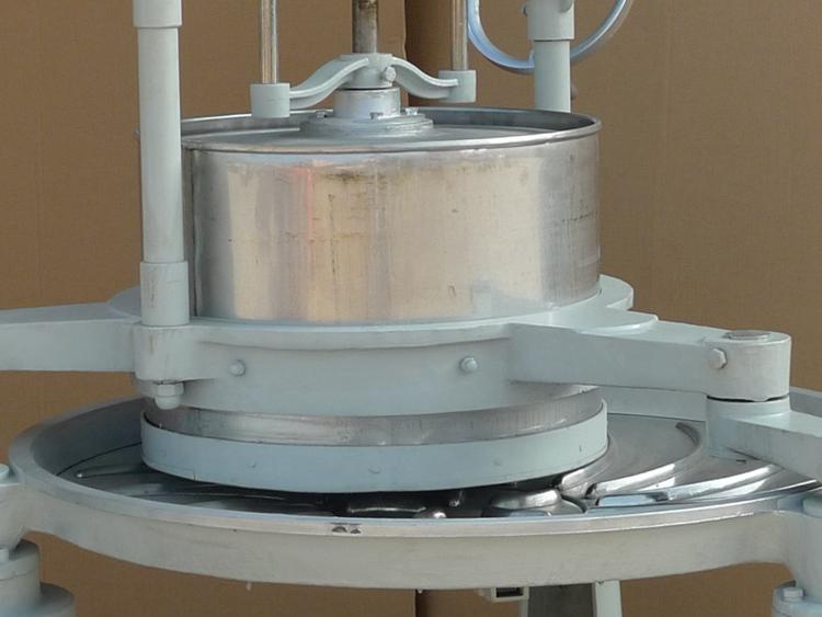 Tea Roller Processing