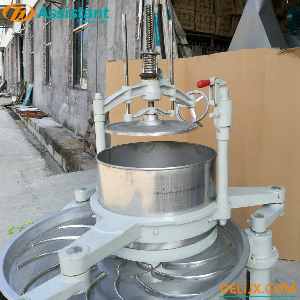 Orthodox Tea Roller Double Action Processing Machine Equipment