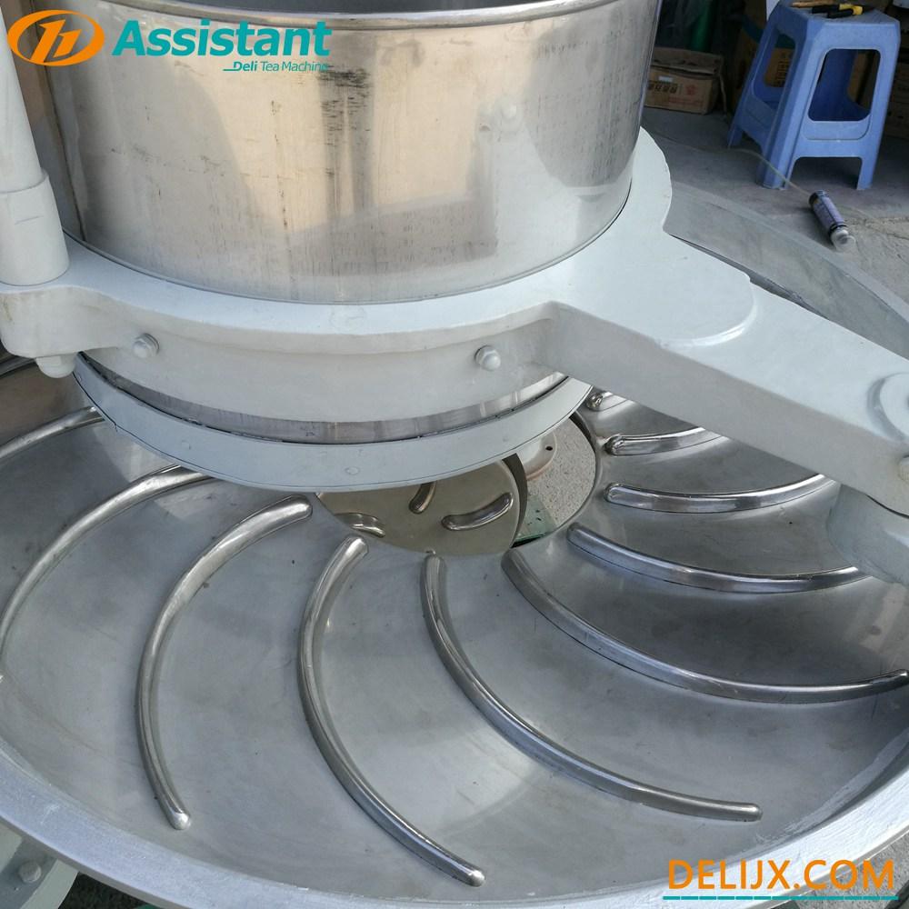 中国 55cm大型ダブルアームティーローラーマシンステンレステーブル付きDL-6CRT-55 メーカー