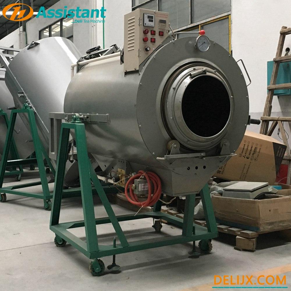 porcelana Máquina para vaporizar té verde con cilindro de 70 cm de diámetro DL-6CST-70QB fabricante