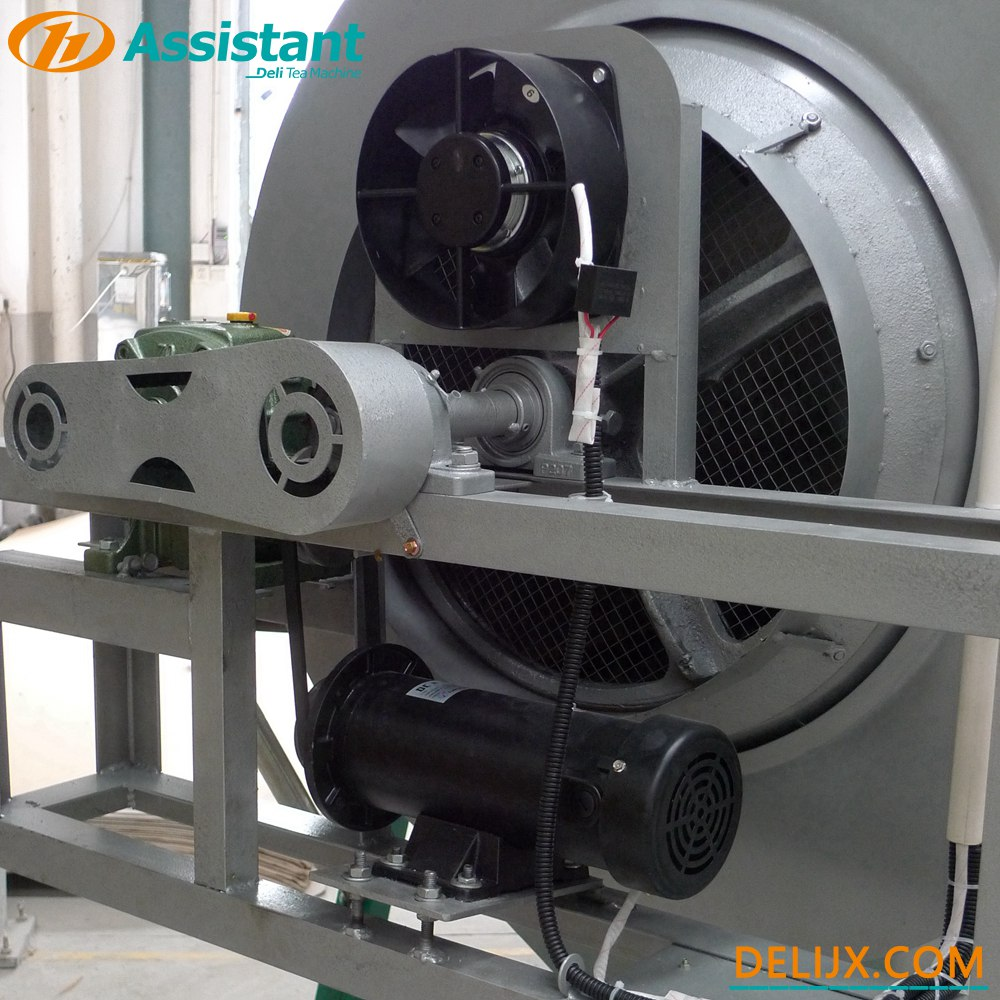 China Mesin Pemanggang Daun Teh Hijau Silinder Diameter 90cm DL-6CST-90 pengilang