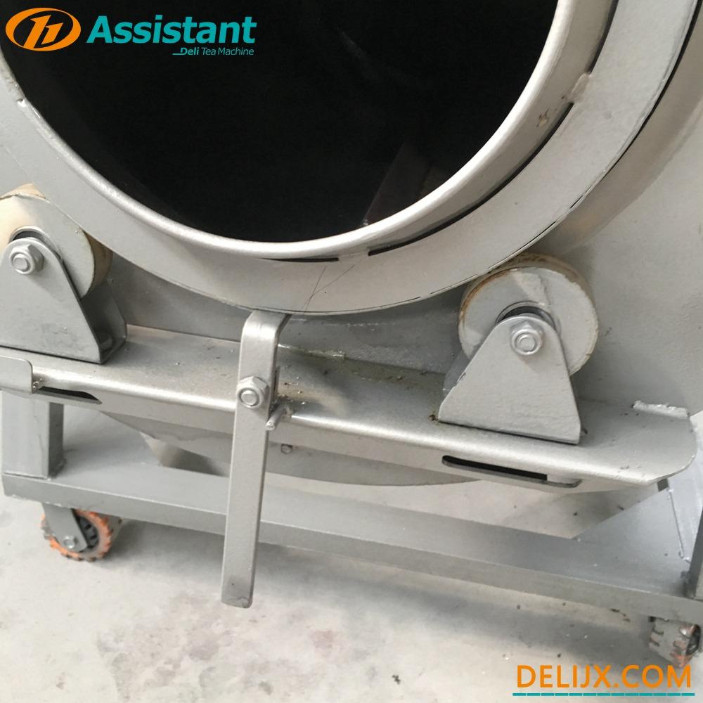 China Electric Heating 50cm Diameter Small Tea Roasting Machine DL-6CST-D50 manufacturer