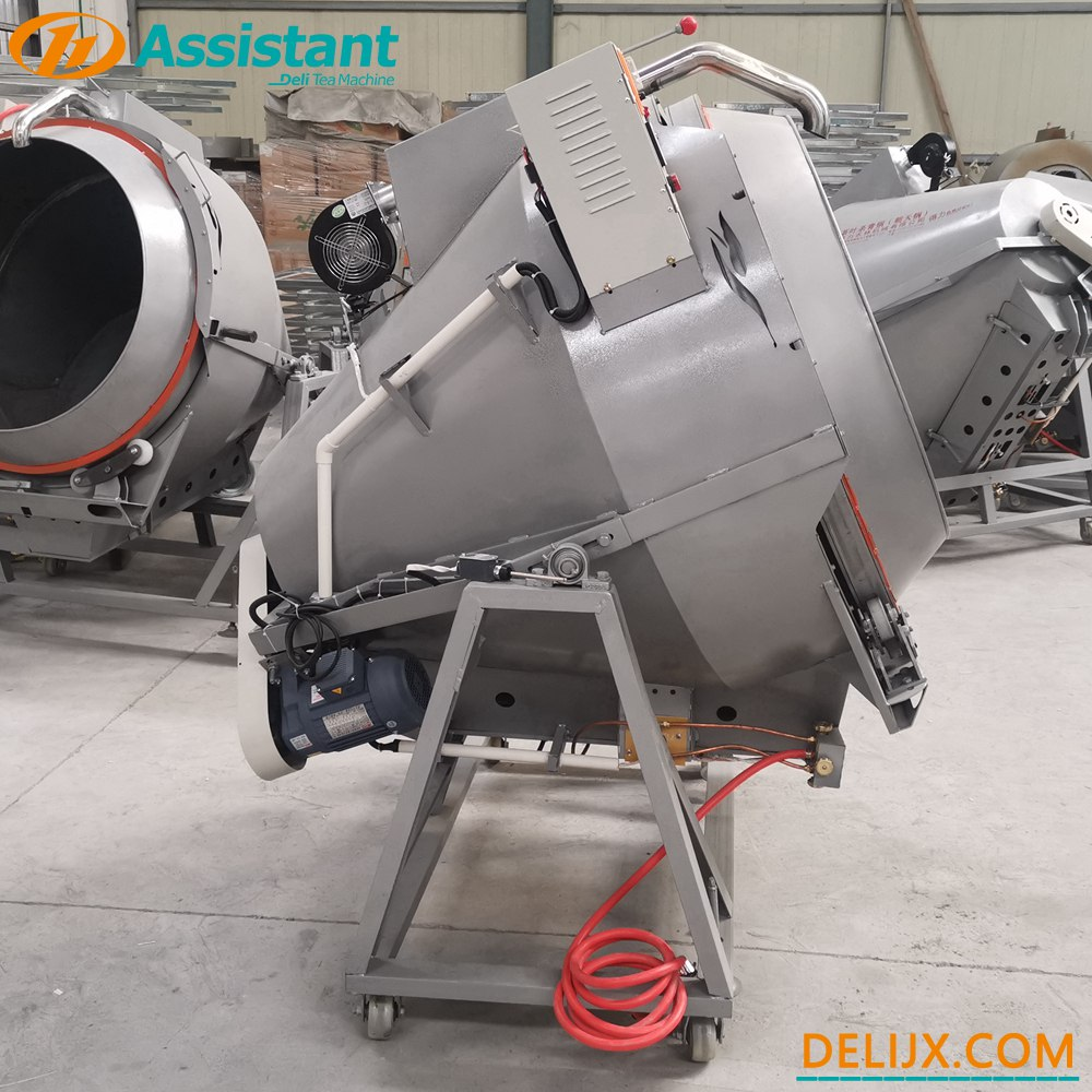 Green Tea Factory Manufacturing Processing Machinery Supplier