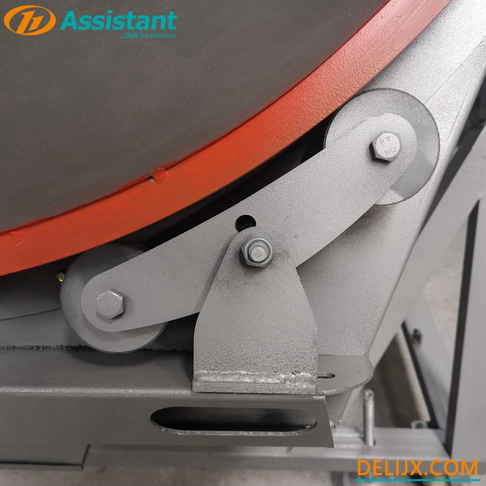 porcelana Olla para asar té automática con calefacción a gas para té verde de la mejor calidad DL-6CSTG-100 fabricante