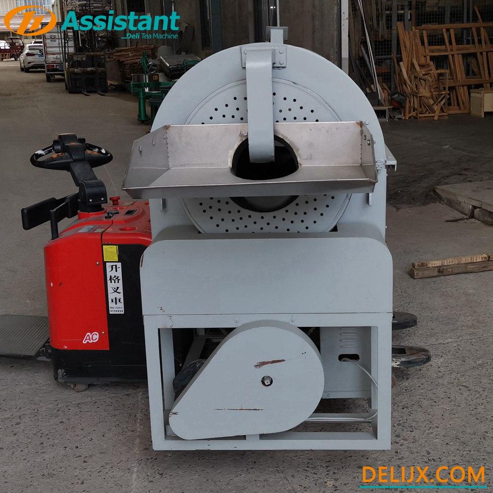 porcelana Máquina de fijación continua de té Greeb con calefacción eléctrica DL-6CSTL-D60 fabricante