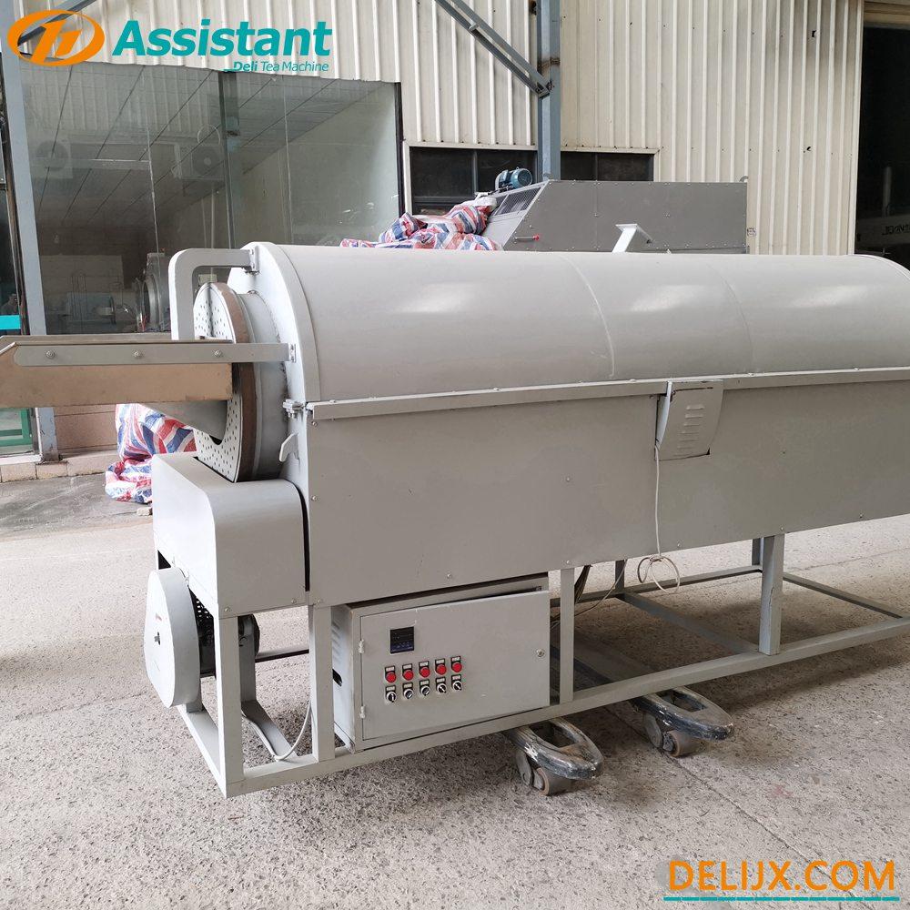 Cina Mesin Pemanas Teh Greeb Continuous Pemanas Listrik DL-6CSTL-D60 pabrikan