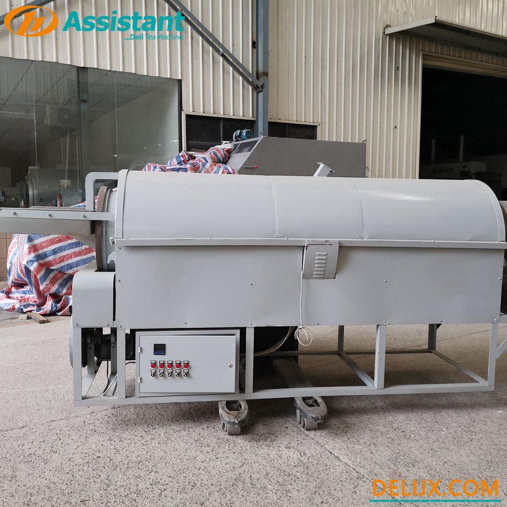 Trung Quốc Máy gia nhiệt liên tục trà Greeb bằng điện DL-6CSTL-D60 nhà chế tạo