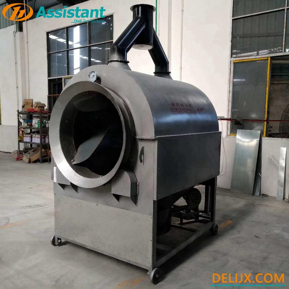 ჩინეთი ხის / ქვანახშირის / პელეტის საწვავი გათბობის ჩაის ფოთლის შემრევი შემწვარი საშრობი მანქანა DL-6CSTP-CM90 მწარმოებელი