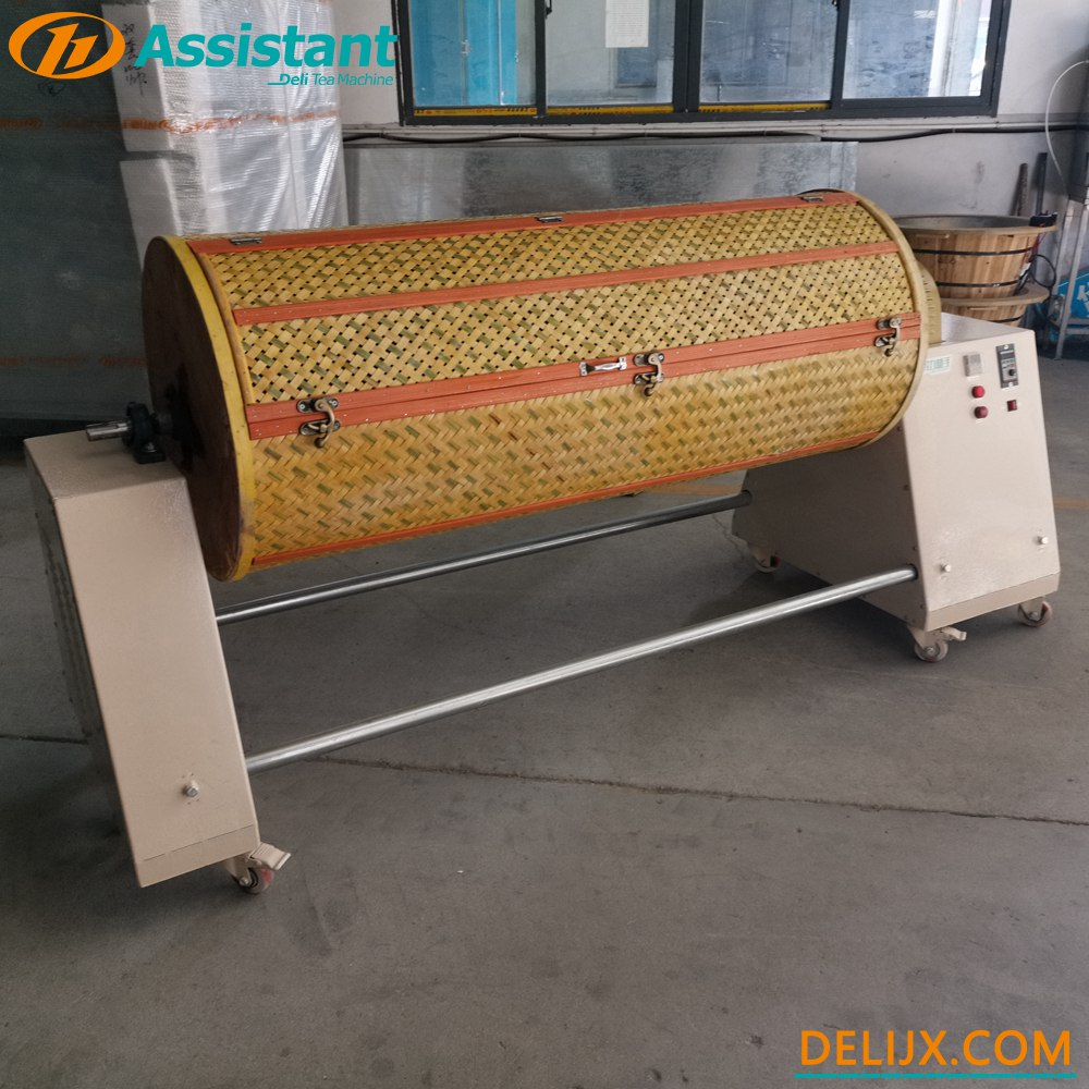 China Oolong Tea Processing Shaking Shaking Bamboo Drum Machine DL-6CYQT-6015 pengilang