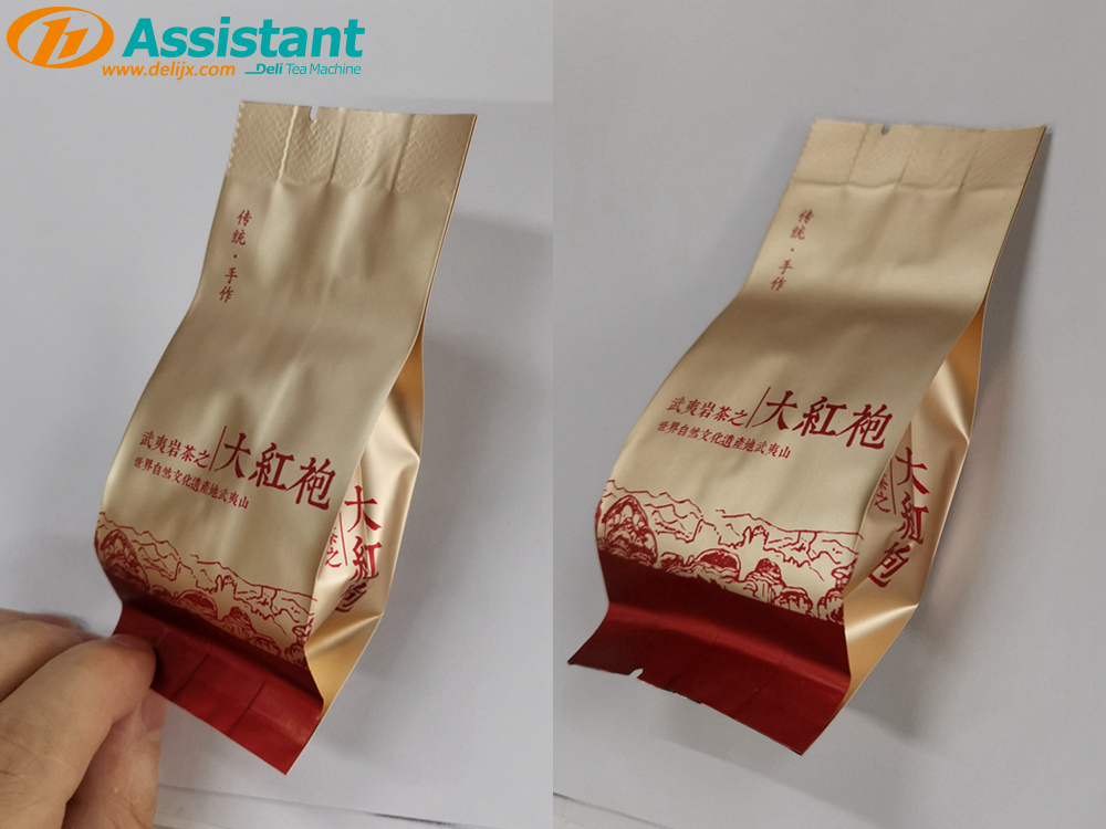 DL-ML828 Hot Sell Square Shape Tea Packaging Pouch Packing Machine Price/DL-ML828-Hot-Sell-Square-Shape-Tea-Packaging-Pouch-Packing-Machine-Price