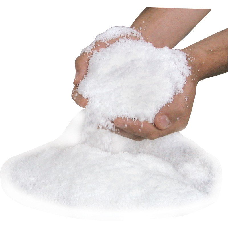 SODIUM POLYACRYLATE for Artificial snow