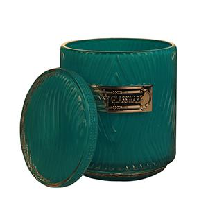 River candle jar