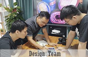 Glassware Design Team