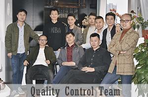 Glassware Quality Control Team