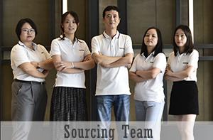 Glassware Sourcing Team