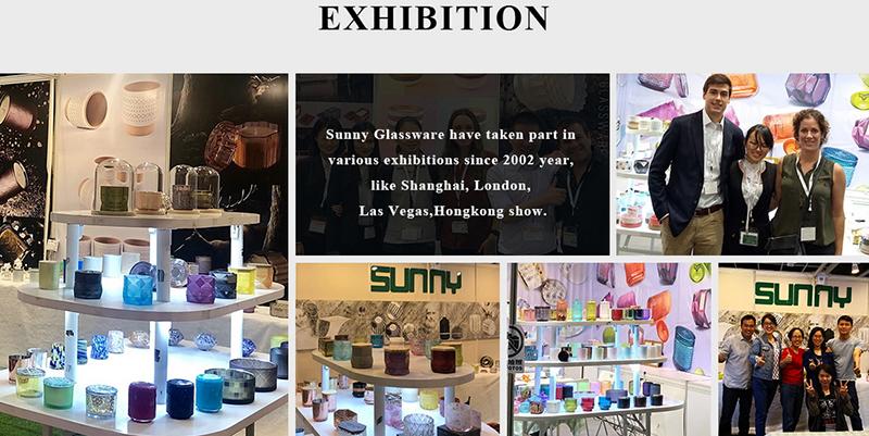 Sunny Glassware Trade Show