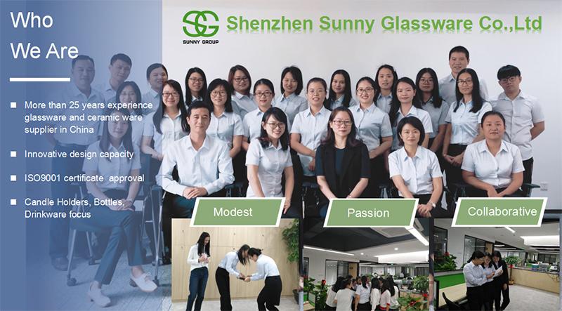 Sunny Glassware Team