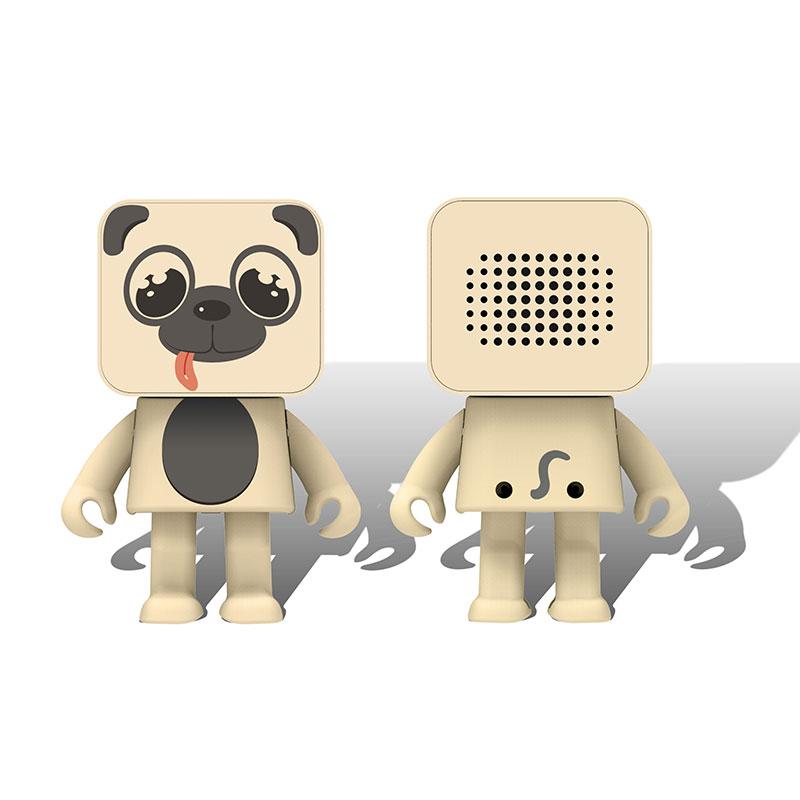 Panda Cube Dancing Haut-parleur NSP-228A