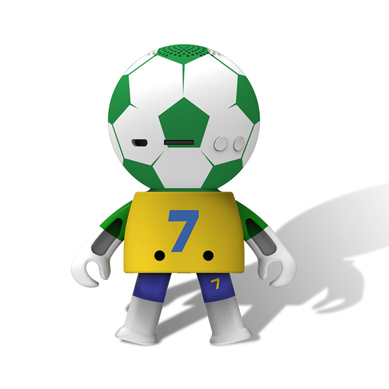 Haut-parleur de football danser NSP-229