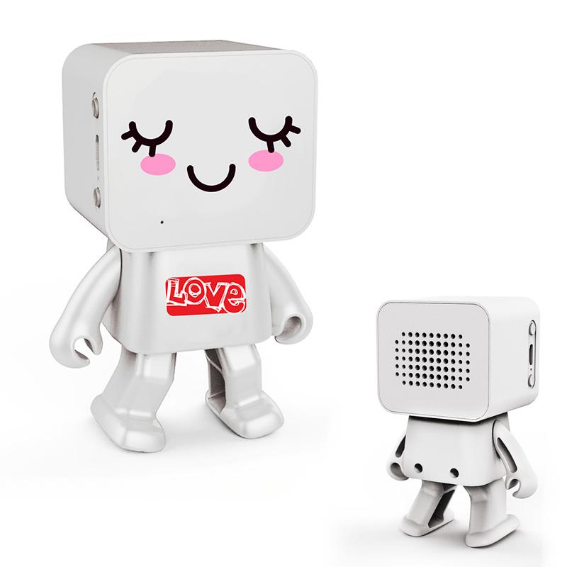 Cube Girl Dancing Speaker NSP-228