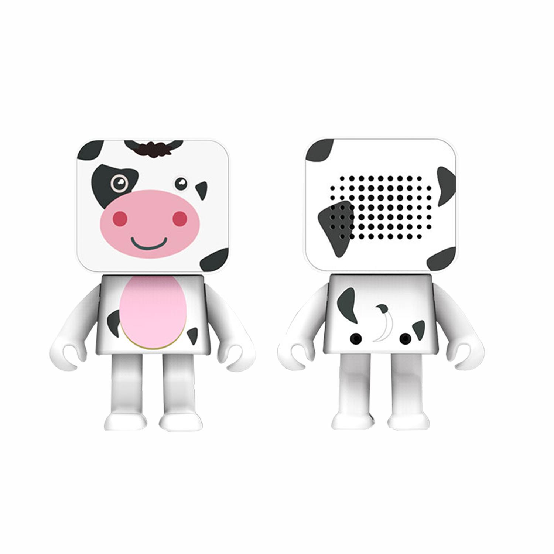 مكعب البقر الرقص المتكلم NSP-228A