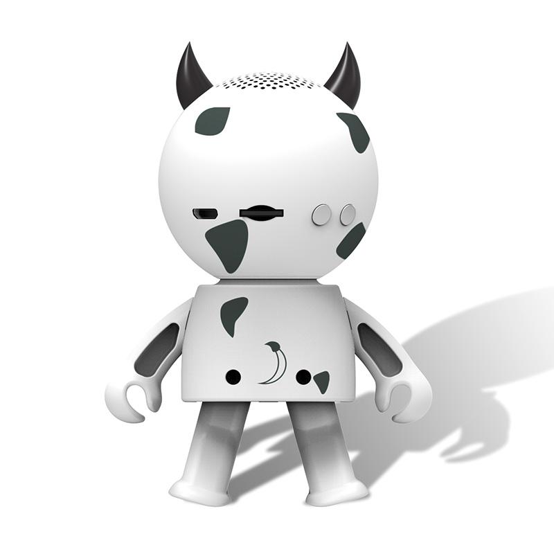 奶牛机器人音箱NSP-229A