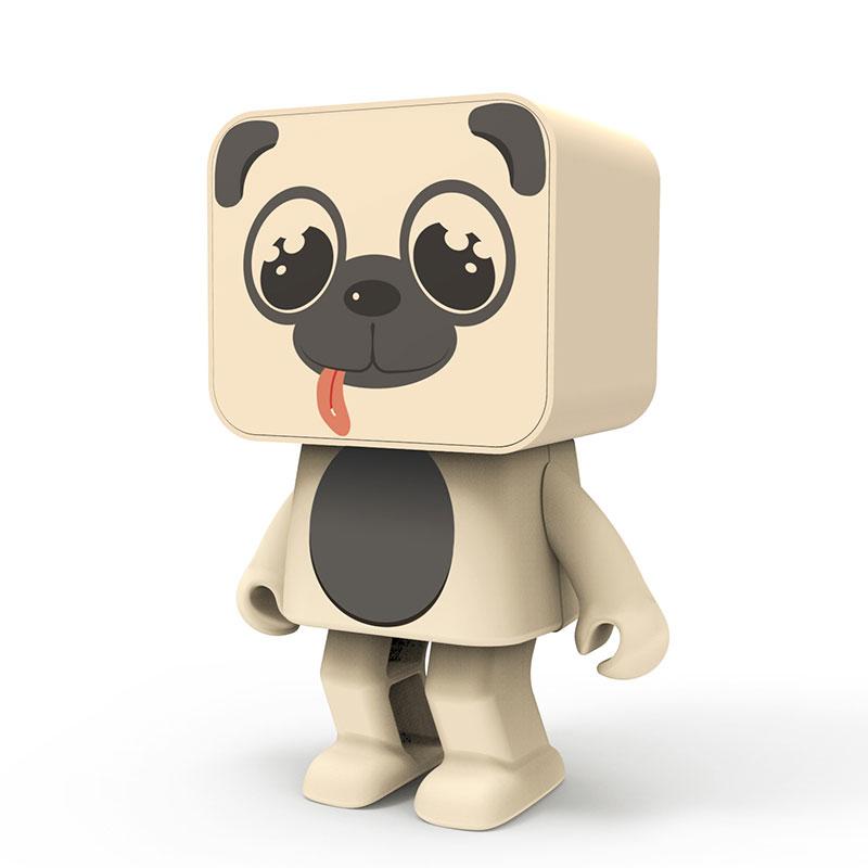Haut-parleur dansant cube de chien NSP-228A