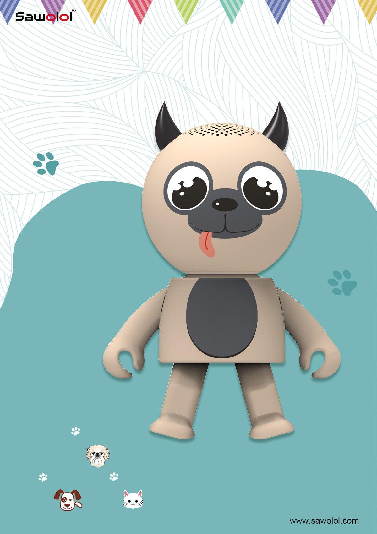 Dog speaker wholesaler china