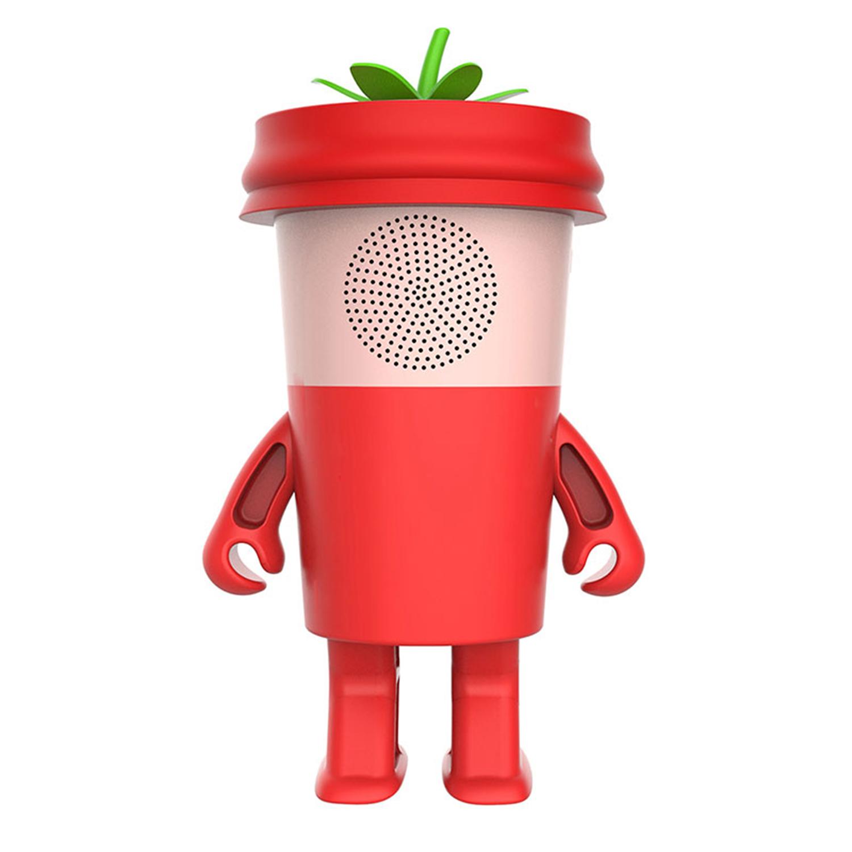 草莓机器人音箱NSP-220FR