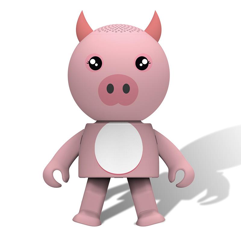 小猪机器人音箱NSP-229A