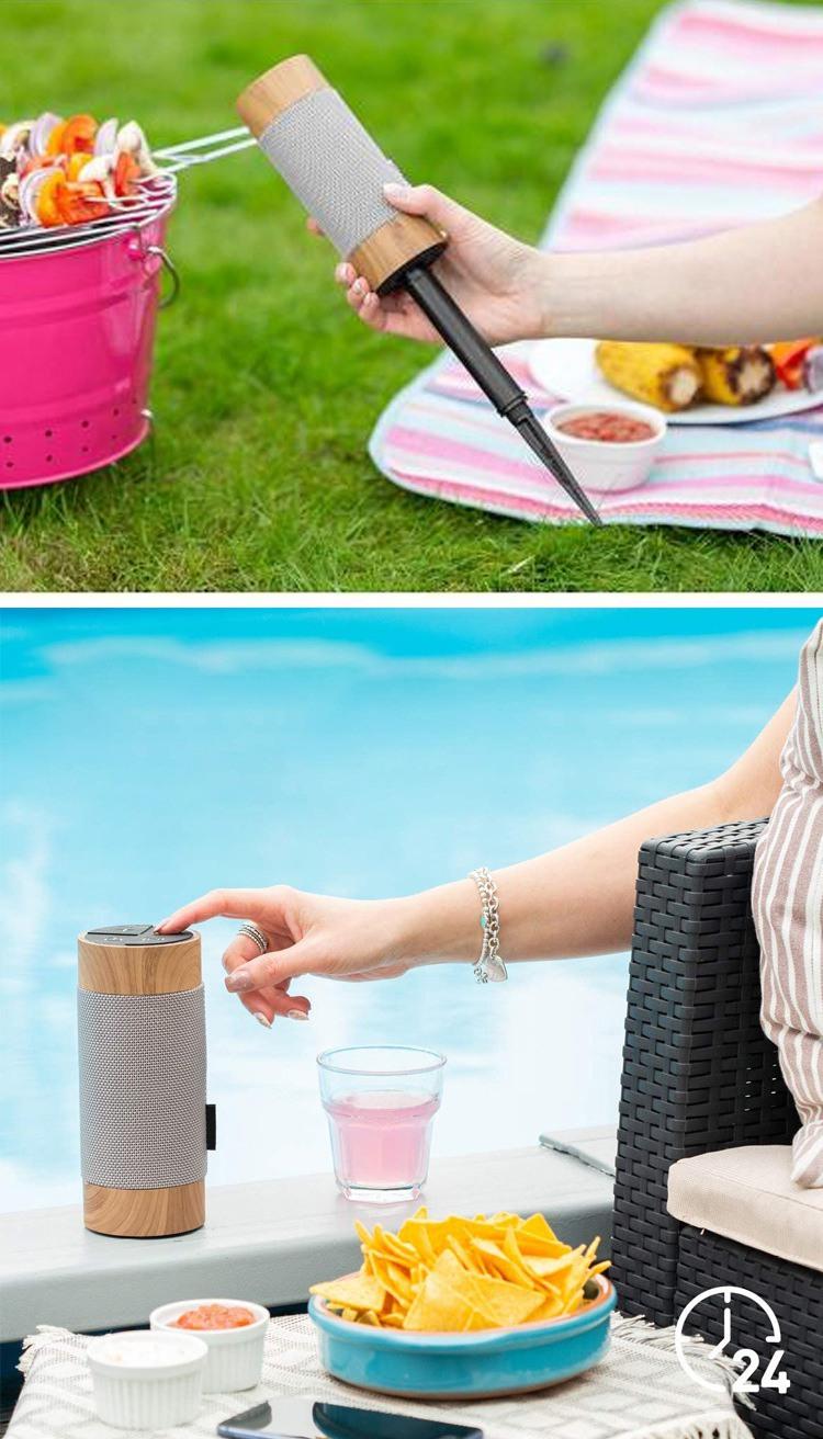 China outdoor waterproof speakers supplier
